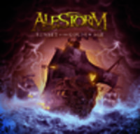 CD ALESTORM Sunset on the Golden Age