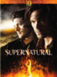 CD  SUPERNATURAL SEASON 10