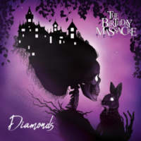 CD THE BIRTHDAY MASSACRE DIAMONDS
