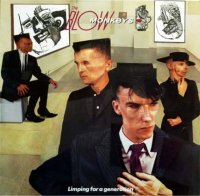 CD THE BLOW MONKEYS Limping For A New Generation