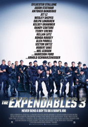 CD PATRICK HUGHES The Expendables 3