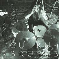 CD THE GURU GURU / BRUTUS split out 10 inch
