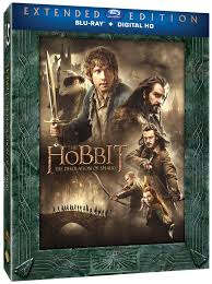 CD PETER JACKSON The Hobbit: The Desolation Of Smaug (Extended Edition)