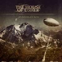 CD THE HOUSE OF USHER Pandora's box