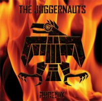 CD THE JUGGERNAUTS Phoenix EP