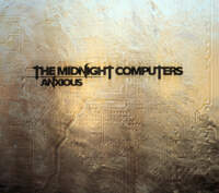 CD THE MIDNIGHT COMPUTERS Anxious