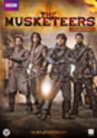CD  The Musketeers-Season 1