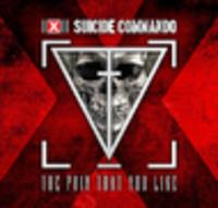 CD SUICIDE COMMANDO The Pain That You Like