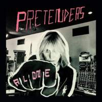 CD THE PRETENDERS Alone