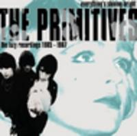 CD THE PRIMITIVES Everything's Shining Bright – The Lazy Recordings 1985-1987