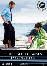 CD  The Sandhamn Murders