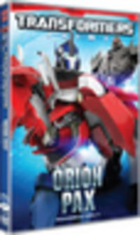 CD  Transformers Prime - Orion Pax Season 2 Vol.1