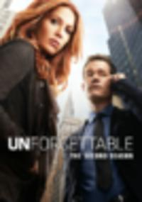 CD  UNFORGETTABLE -SEASON 2