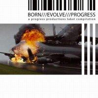 CD VARIOUS ARTISTS Born///Evolve///Progress///3