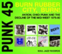 CD VARIOUS ARTISTS Burn Rubber City Burn: Extermination Nights In The Sixth City: