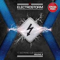 CD VARIOUS ARTISTS Electrostorm vol. 9