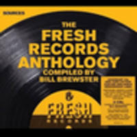 CD VARIOUS ARTISTS Fresh Records Anthology