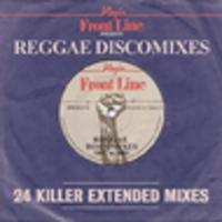 CD VARIOUS ARTISTS Front Line Presents Reggae Discomixes