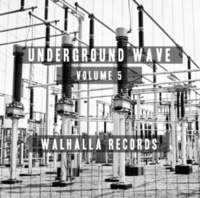 CD VARIOUS ARTISTS Underground Wave - Volume 5