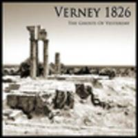 CD VERNEY 1826 The Ghosts Of Yesterday
