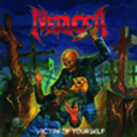 CD NERVOSA Victim of Yourself