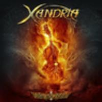 CD XANDRIA Fire And Ashes EP
